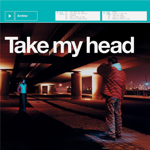 Archive Take My Head INTRO UK Design Direction