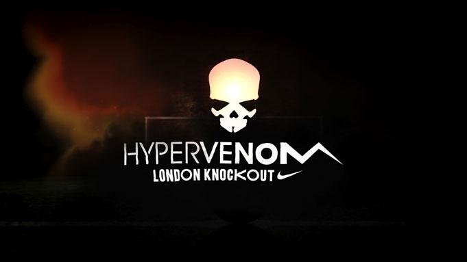 hypervenom knockout � intro uk design direction