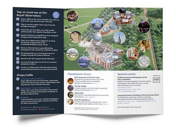 RMG Royal Observatory DL Leaflet 681x520