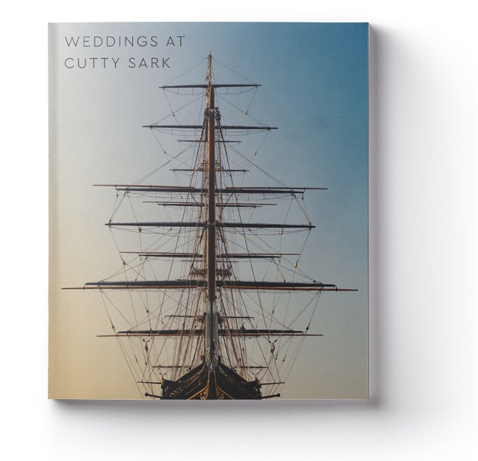 RMG Cutty Sark Weddings Cover 681x656px
