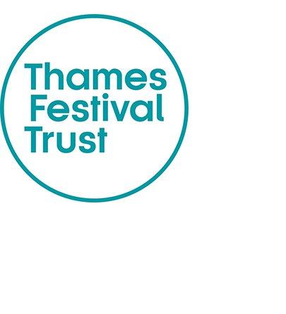 Thames Festival Trust Logo Roundel Blue RGB 405x405px