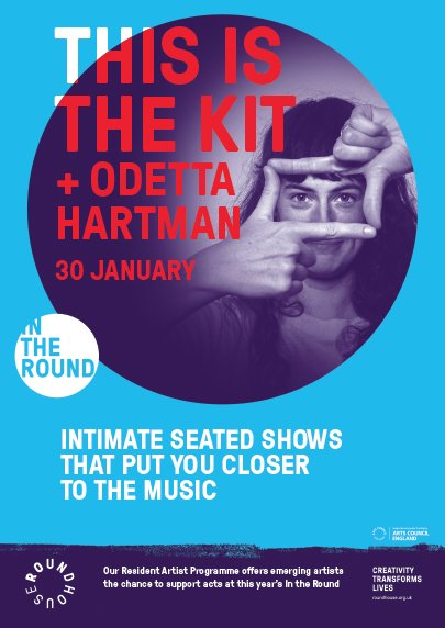 01_In the Round 2019 This is the Kit poster 405x572px
