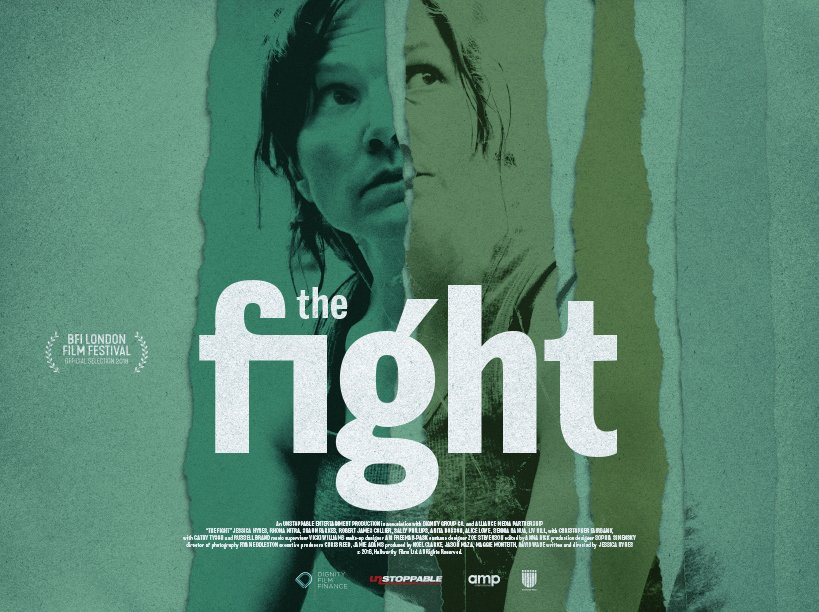 The Fight poster 819x692px
