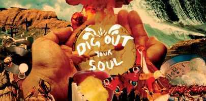 Oasis 'Dig Out Your Soul'