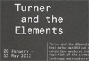 Turner / Fulton exhibition