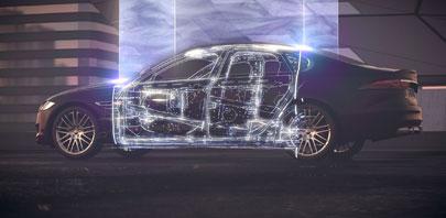 Jaguar X260 Efficiency