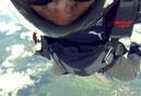 Lewis Hamilton Skydive